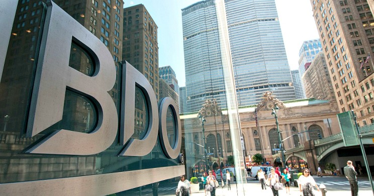 BDO UpSlide Biggest and Best Accounting Firms in the World
