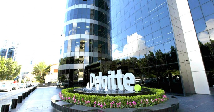 Deloitte UpSlide Biggest and Best Accounting Firms in the World