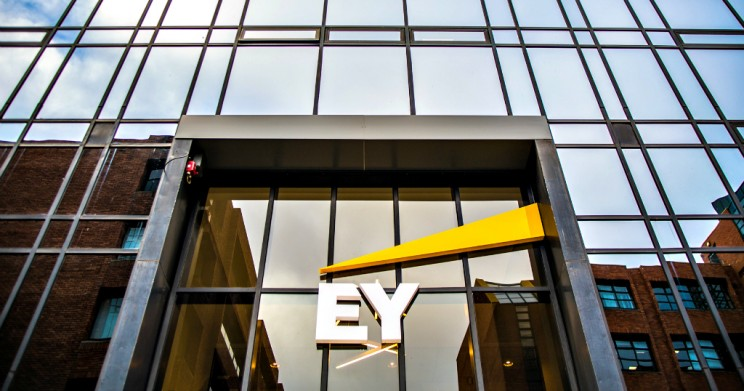 EY Ernst Young UpSlide Biggest and Best Accounting Firms in the World