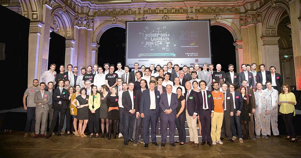 Reseau Entreprendre Paris UPSLIDE