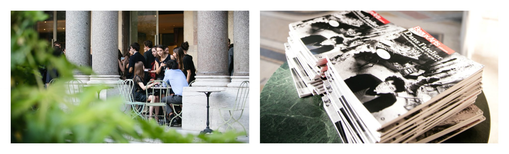 petit palais collage 3 UpSlide & Finance 3.1 at Petit Palais