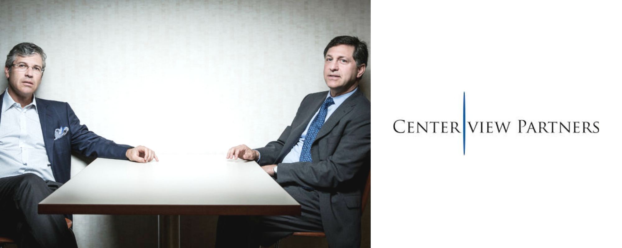 Centerview Partners banner Most Powerful M&A Firms in the world best upslide