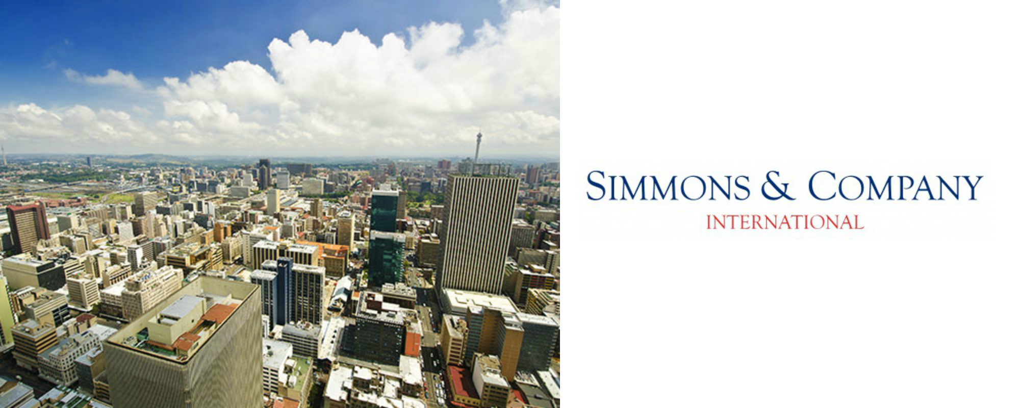 Simmons & Company Banner Most Powerful M&A Firms in the world best upslide