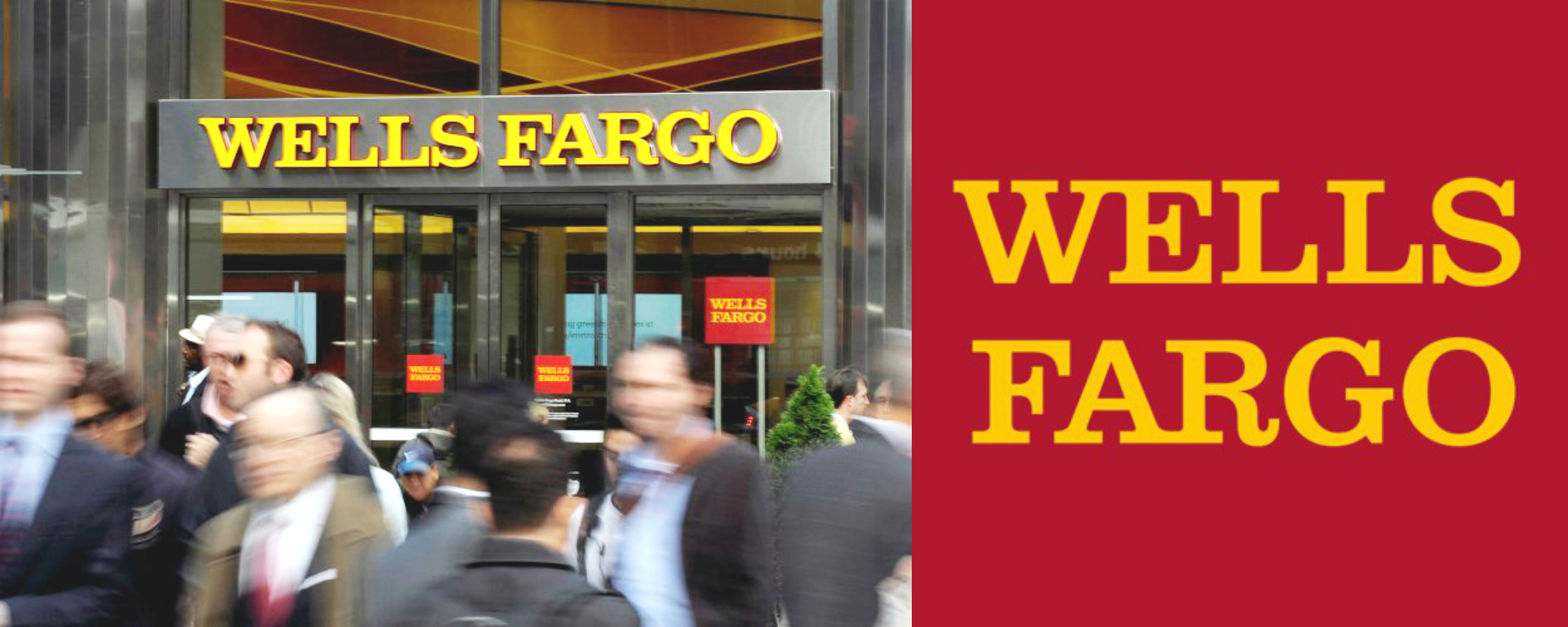 Wells Fargo Banner Most Powerful M&A Firms in the world best upslide