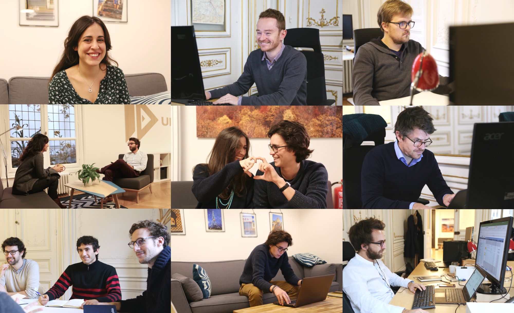 Jobs At UpSlide - Paris, New York and London fintech startup
