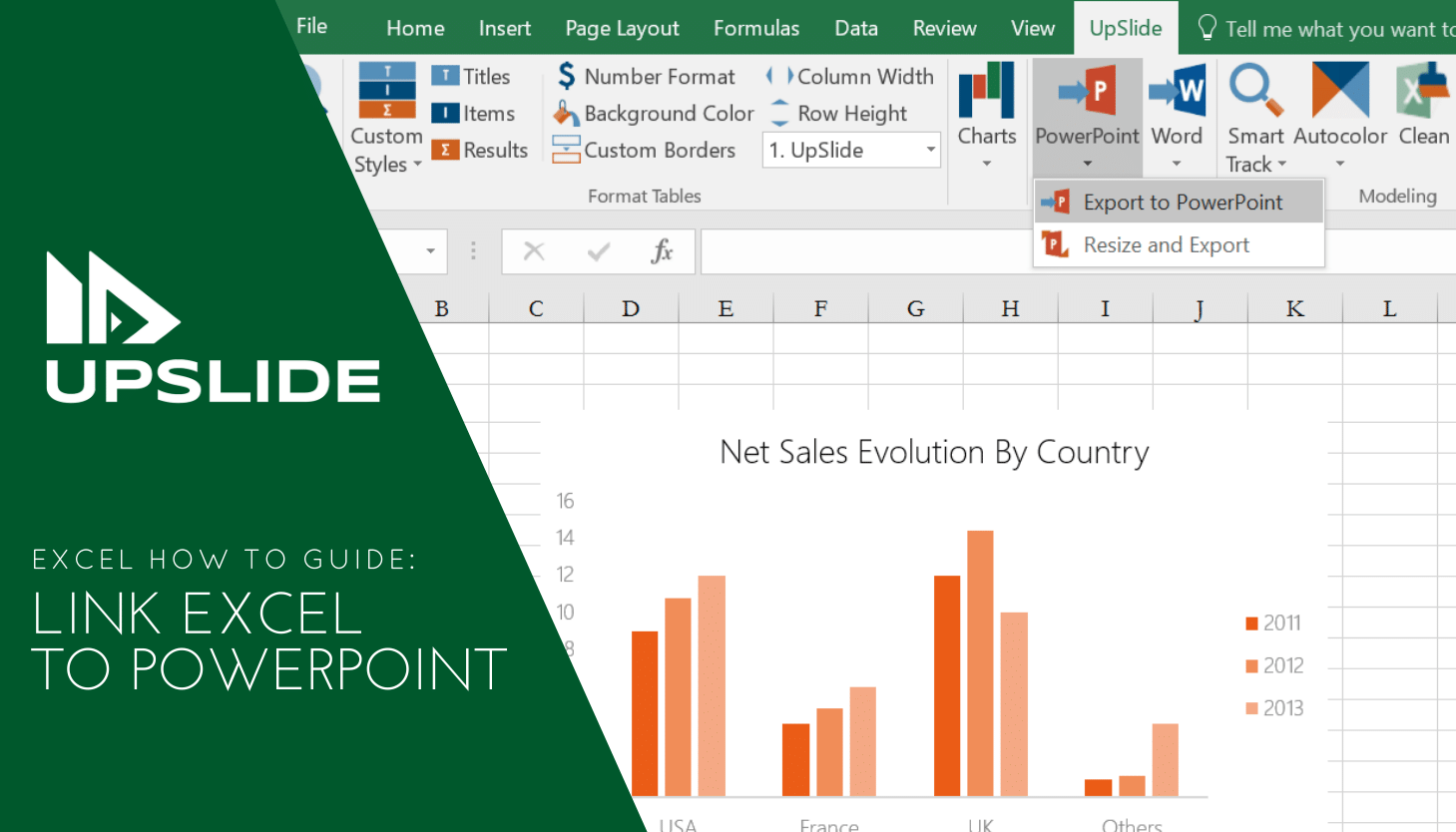 Workbooks how to pull data from another workbook in excel : Excel How To Guide: Link Excel to PowerPoint