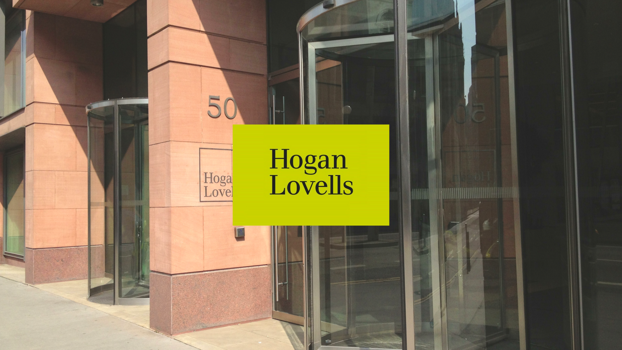 Hogan Lovells Best Law Firms in the World UpSlide Top 50