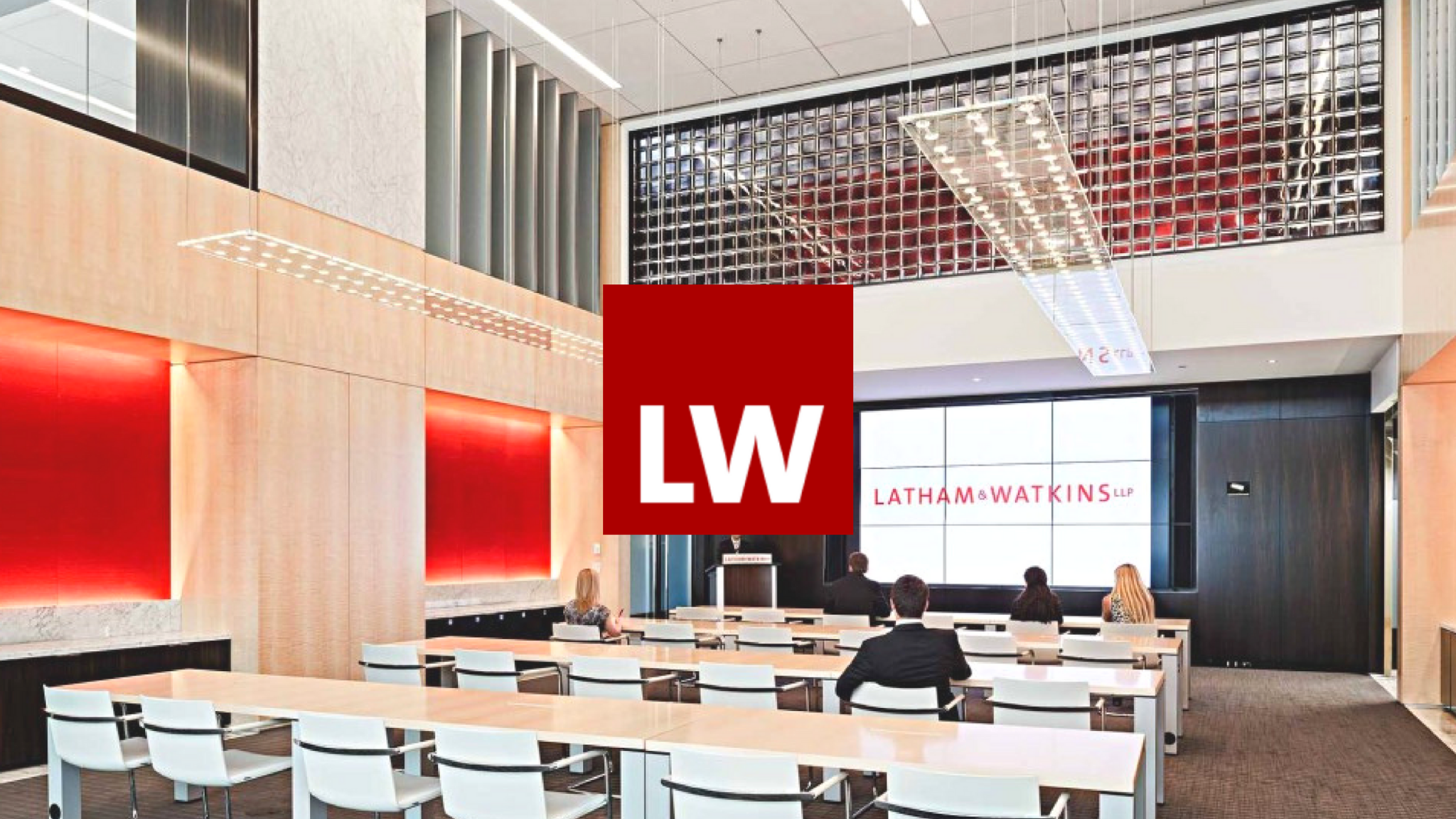 Latham & Watkins best legal law firms in the world upslide