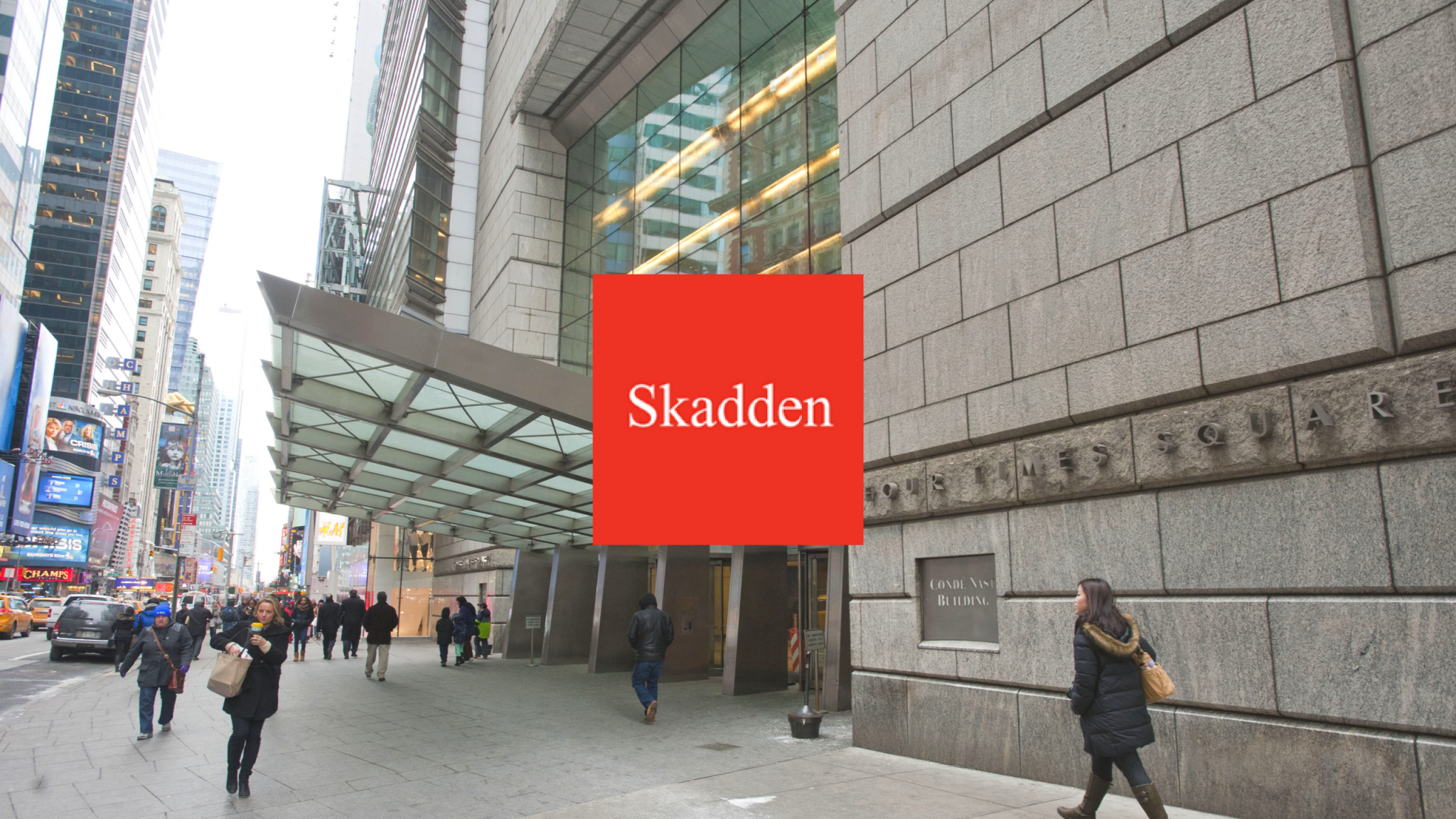 Skadden Best Legal Law Firms in the World UpSlide