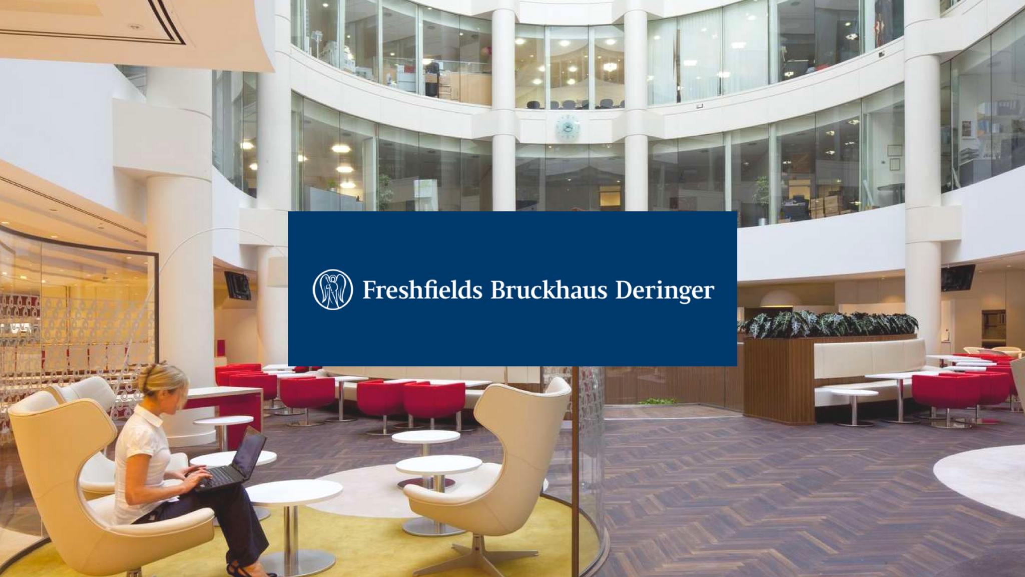 Freshfields Bruckhaus Deringer Best Law Firms in the World UpSlide Top 50