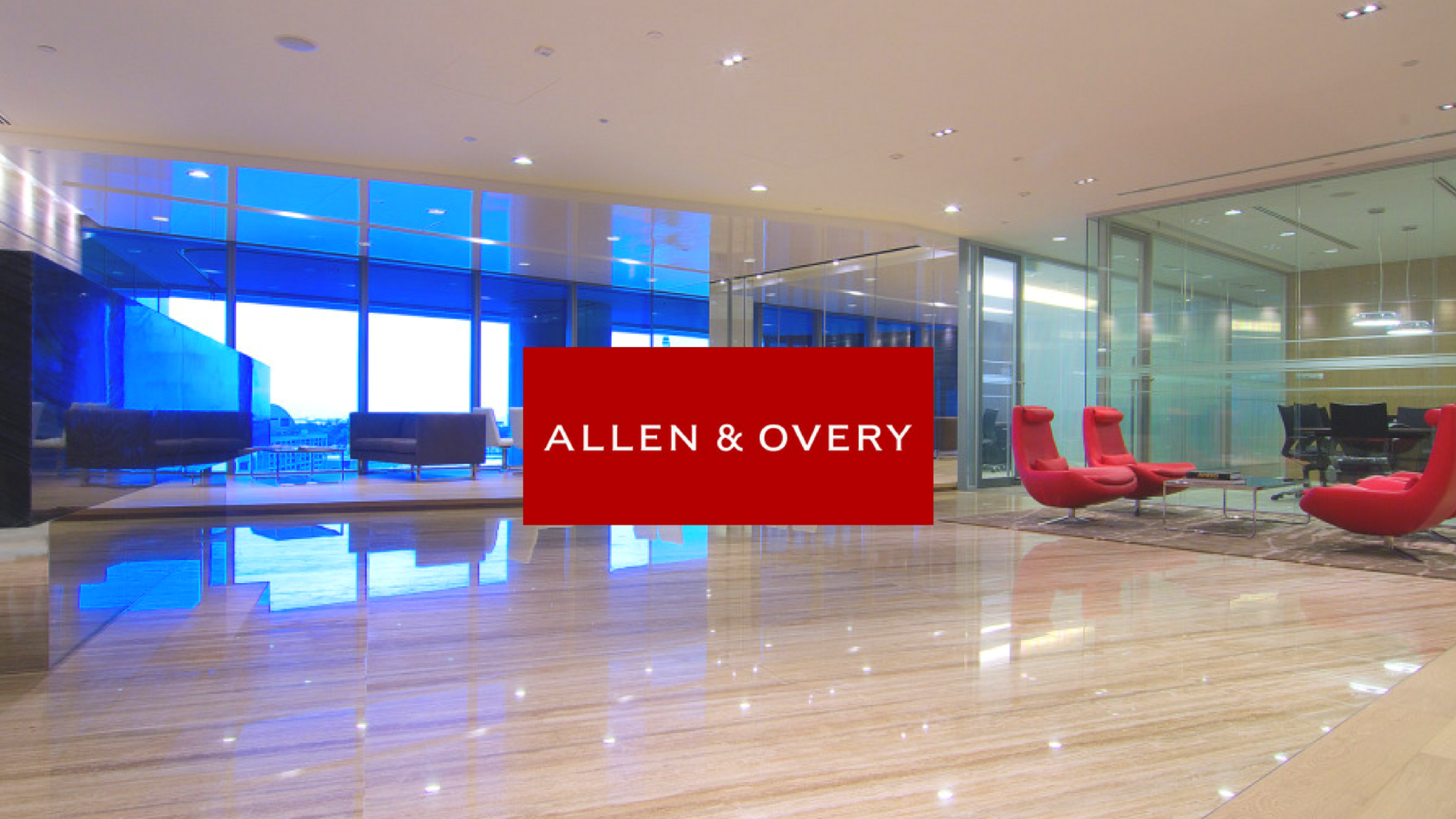 Allen & Overy Best Law Firms in the World Top 50