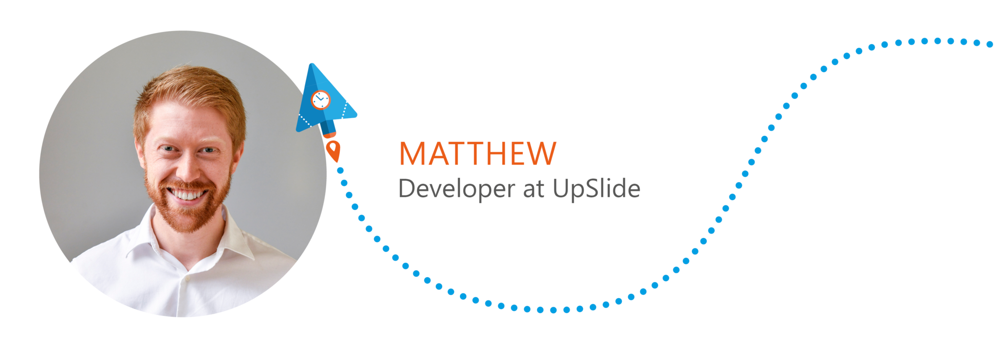 Welcome Matthew, Software Engineer