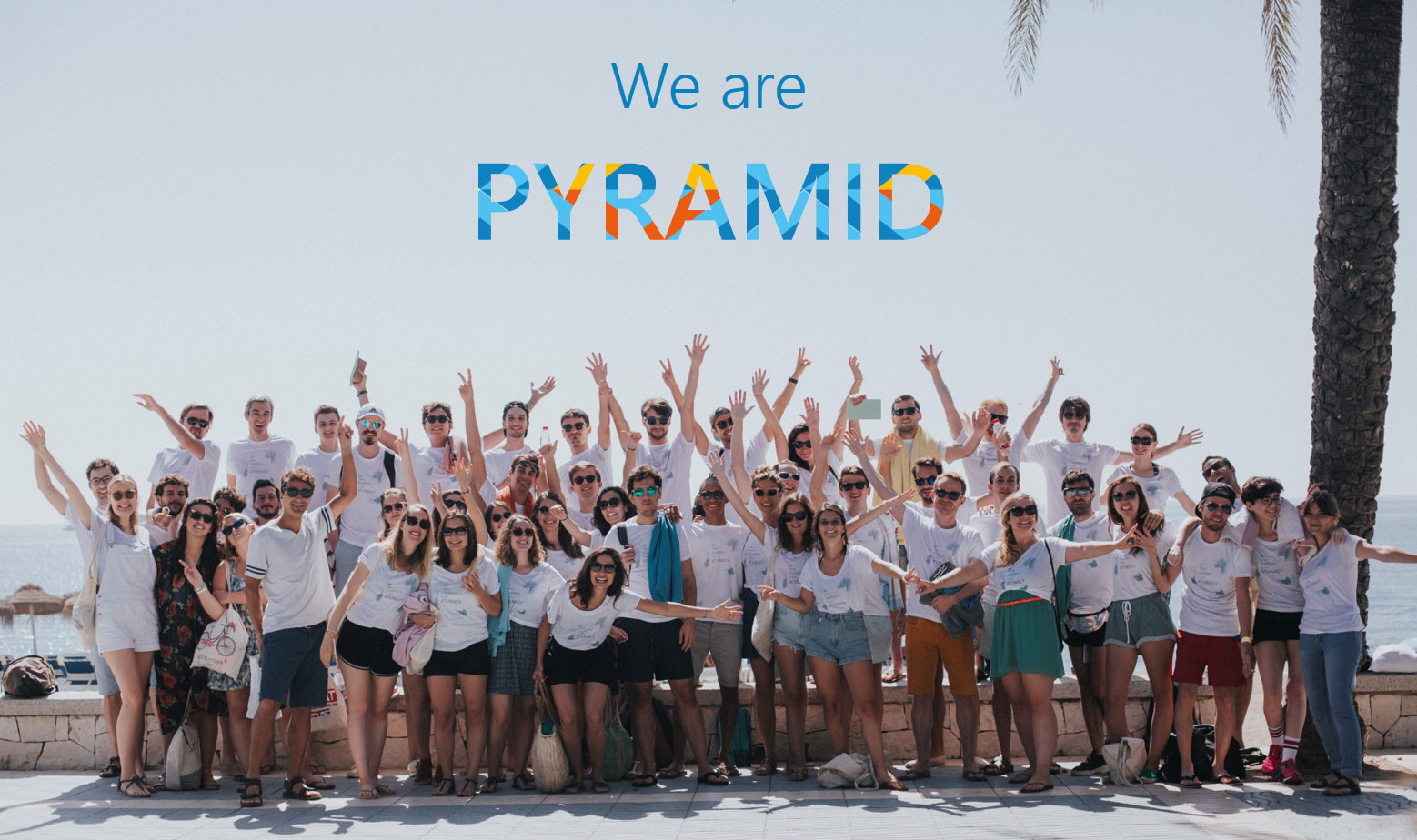 We are Pyramid