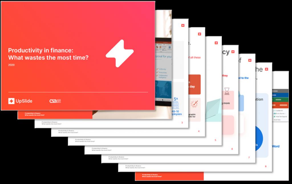 UpSlide-study-Microsoft-Office-for-Finance-EN-2020