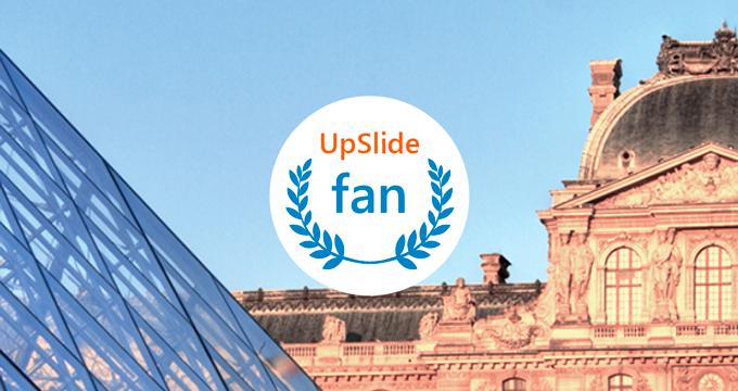 UpSlide Fan 2