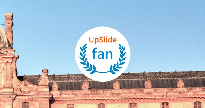 UpSlide Fan 3