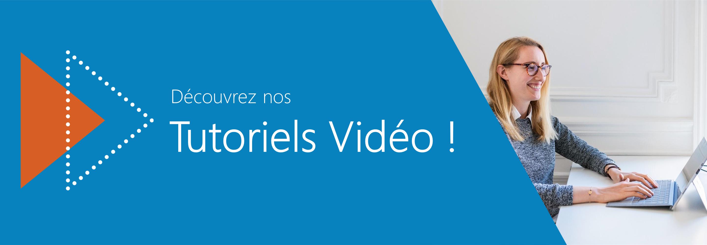 Tutoriels video UpSlide