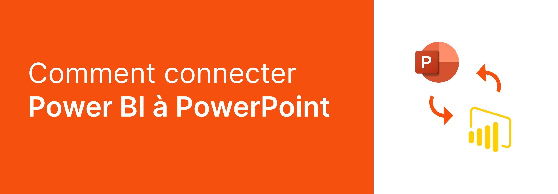 Connecter Power BI et PowerPoint