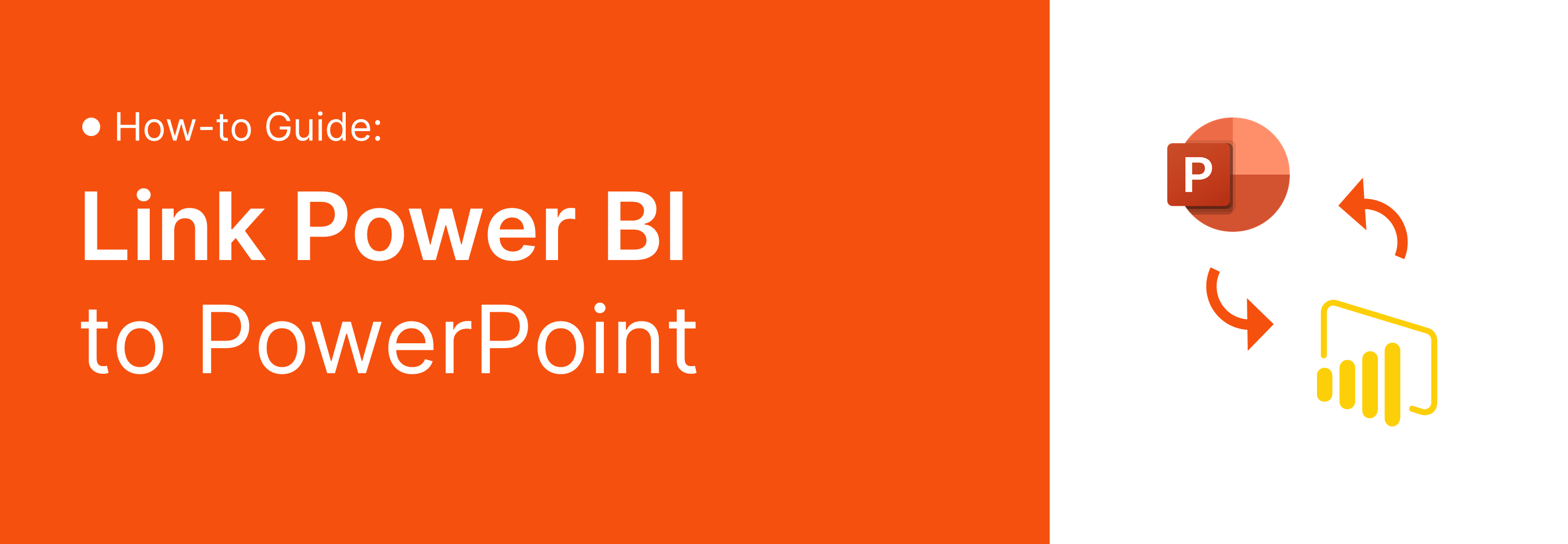 How to link Power BI to PowerPoint